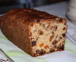 cuisine irlandaise typique gâteau typique irlandais pour le barm brack recette de