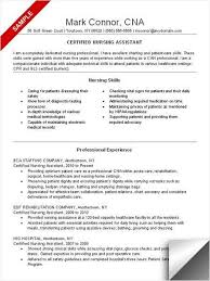 stna resume sample hha resume samples visualcv resume samples
