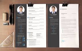 contemporary resume template free download modern resume style free excel templates