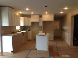 make me over kitchen the first step is to continue light wall