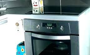 four cuisine encastrable dimension meuble cuisine four encastrable cethosia me