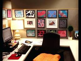 Curtains For Office Cubicles How To Decorate A Cubicle A Cubicle Decorating Office Cubicle