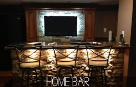 led lighting for the home bar this fall my stuff pinterest