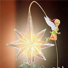 amazon com disney u0027s timeless holiday treasures tree topper by the