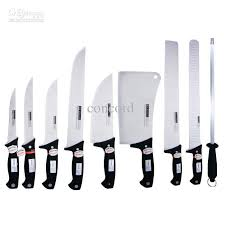 The Best Kitchen Knives In The World Professional German Style Chef Knife Set Knives Best Kitchen