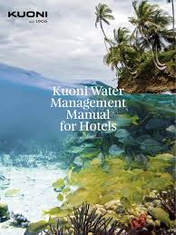 water management manual for hotels water resources water heating