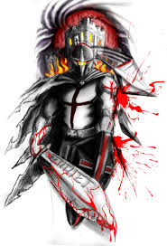 tattoo designs knights templar warrior by neogzus on deviantart