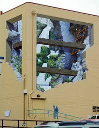 3d wall murals are pretty epic john pugh art murals10 3d wall murals11