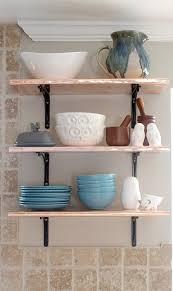 shelf ideas for kitchen copper shelves in the kitchen hometalk