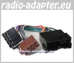 hyundai terracan 2001 onwards car radio wiring harness wire iso