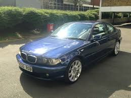 used 2003 bmw e46 3 series 98 06 318ci se for sale in london