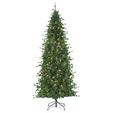 8 ft pre lit trees artificial trees the