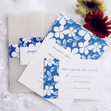 wedding invitations with rsvp cards included blue pocket wedding invitations with rsvp cards ewpi062 as low as