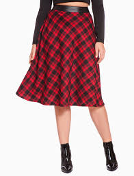 fab five fall plus size plaid must haves curvatude plus size