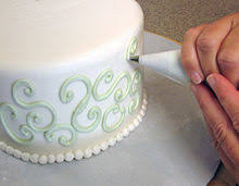 cake decorating cake