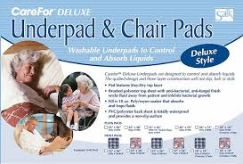 Waterproof Chair Pads Carefor Deluxe Chair Pads Washable Waterproof 18