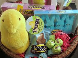 peeps basket easy peeps cupcakes for easter easter cupcakes to make quickly