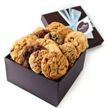 cookie gift boxes gourmet cookie gift box sweet flour bake shop