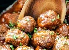 cuisiner des boulettes de viande recette de boulettes de viande sauce buffalo et miel