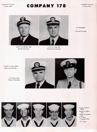 yearbook company navy boot c 1959 company 178 the keel gg archives