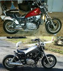 brat style honda magna cycle dreams pinterest honda