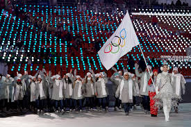 Ceremony Flag Winter Olympics 2018 Opening Ceremony Highlights And Analysis