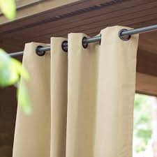 Outdoor Canvas Curtains Best 25 Sunbrella Outdoor Curtains Ideas On Pinterest Screened