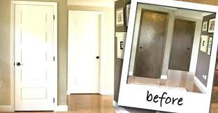 Replacing Interior Door Knobs Replacing Bedroom Door Replace Bedroom Door Garage To Replace