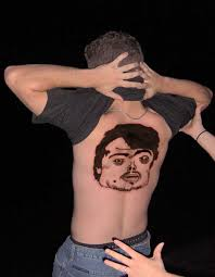 tattoo back face bad tattoos 16 more of the worst ugliest team jimmy joe