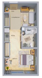 Apartment Plan 5 Apartment Types For Seniors