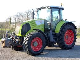 si e tracteur agricole claas axion 810 tracteur agricole axion 810 alcopa auction