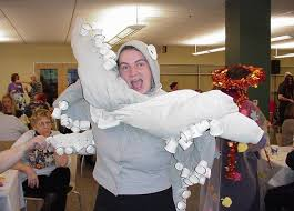 Crazy Halloween Costume Crazy Halloween Costumes Recyclables Recyclenation