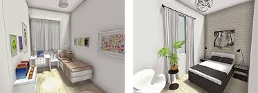 Bedroom Design Software Interior Designer Uses Roomsketcher To Visualize Design For