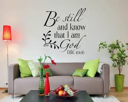 religious wall decal etsy
