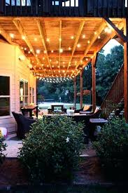 how to hang outdoor string lights on patio pergola string lights remarkable hanging pergola lighting and best