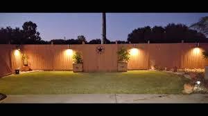 diy led landscape lighting with diy 5 pvc led lights youtube and