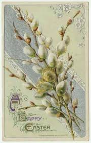 antique easter decorations 500 best easter cards ii vintage style images on