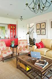 red interior design 106 living room decorating ideas southern living