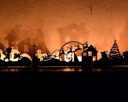Christmas Town Decorations Christmas Lights Decorations Fireplace Decor Nativity Set