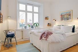 comely paint theme for apartment decorating with huge double