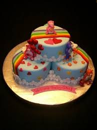the 25 best care bear cakes ideas on pinterest care bear