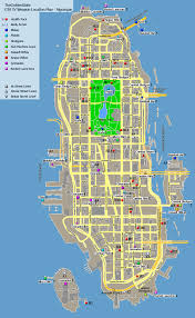 Algonquin Map Glen T Winstein Glenster U0027s Drawer 4