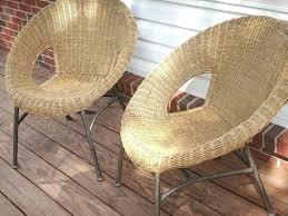 Patio Furniture Resin Wicker by Circular Wicker Outdoor Furniture Resin Wicker Round Patio Dining