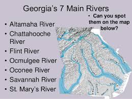 Georgia rivers images Georgia 39 s rivers jpg
