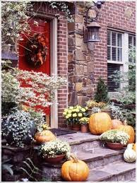 Fall Patio Fall Porch Decorating Ideas All Home Decorations