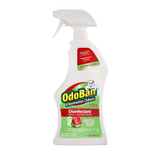 odoban 32 oz ready to use cucumber melon disinfectant fabric and