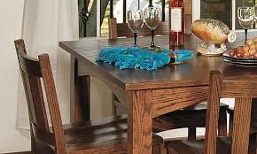 Dining Room Tables San Antonio Amish Oak In New Braunfels San Antonio Furniture Store