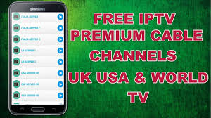 android iptv apk great free iptv apk for any android devices 2017 uk usa and more