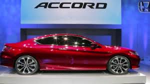 honda accord coupe india honda accord hybrid to be launched in india in october 2016