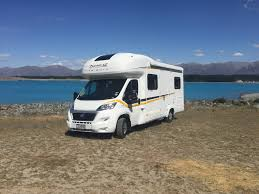 mitsubishi fuso camper campervan rental motor home hire nz cheap campervan hire
